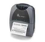 Мобильный принтер этикеток, штрих-кодов Zebra P4T