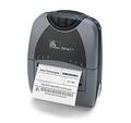 Мобильный принтер этикеток, штрих-кодов Zebra P4T - P4T  WLAN